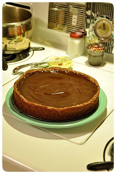 Birthday-Torte
