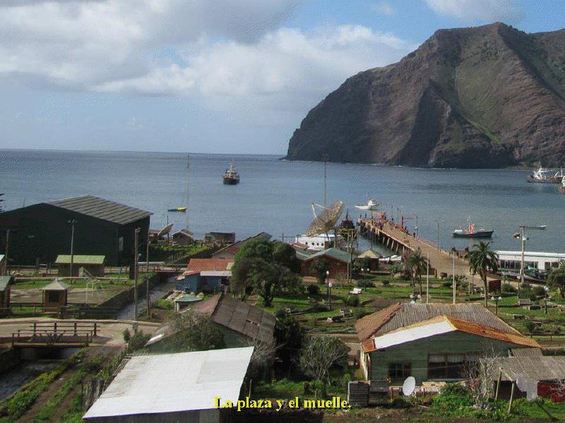 Isle Robinson Crusoe/Juan Fernadez