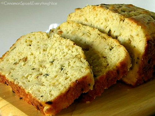 Rosemary Potato Onion Bread