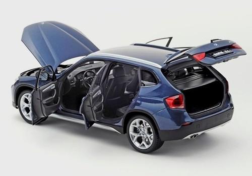 BMW X1 interno