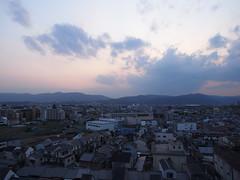 Evening Sky:RICOH GX200