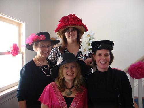 Kentucky Derby Girls 2010