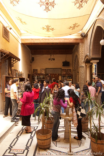 Coptic Cairo - Hanging Church