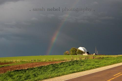 . rainbow farm .
