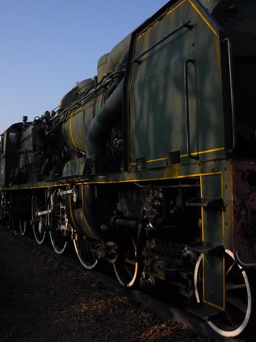 La locomotive de Saint-Pierre-des-Corps II