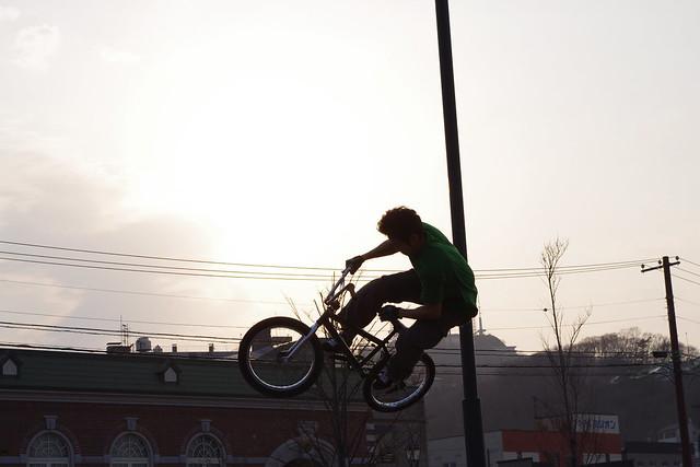 Tomakomai-Muroran BMX Tour (Maru-4)