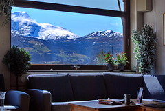 Lnsjrommet -|- Lunch room with view (erlingsi) Tags: workspace amf volda blfjell sunnmre erlingsi hvo avdelingformediefag voldabackstage lnsjrommedutsikt lunchroomwithview ikulissene