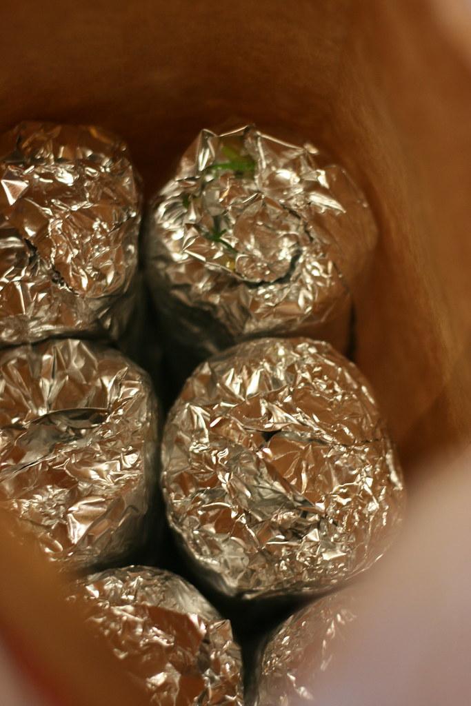 Burritos.