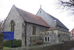 St Bernard's Catholic Church, Shirehampton, Bristol