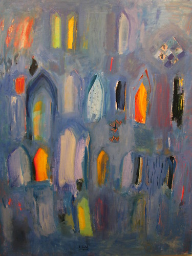 """Colour, Rythm and Light"" by Ibrahim Jalil"