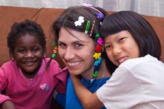 Lourdie Qiqi Hair Styles May 06, 20101-2 (stevendepolo) Tags: black girl beauty mi hair haiti stacy daughter style grandrapids adopted adopt haitian qiqi barretes lourdie 2010yip