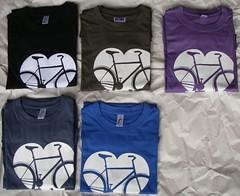 Bicicleta no coração