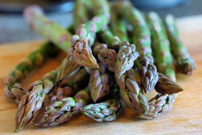 British asparagus 8577 R