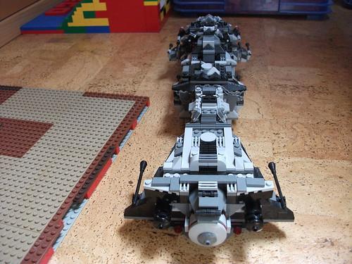 Earth Army [Harverclass Zerstörer] 4589005196_bc80d492f7