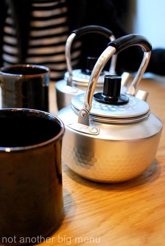 Koya - Tea pot