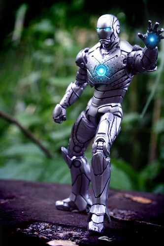 Iron Man (by ElDave)
