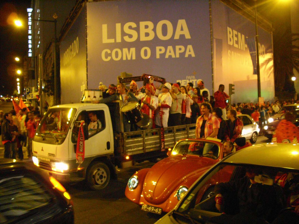 Fwd: Festa do Benfica