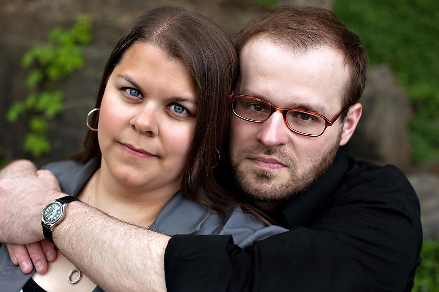 Adam and Dawn