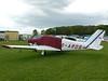 G-ARDB (QSY on-route) Tags: kemble egbp gvfwe greatvintageflyingweekend gardb 09052010