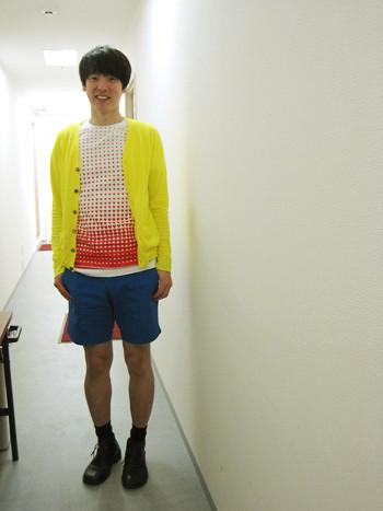 Hideki Kaji - QOS Love T