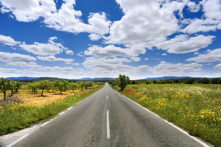 The Road to My Home