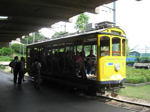 The Santa Teresa Tram