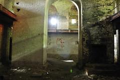 Inside Drop Redoubt