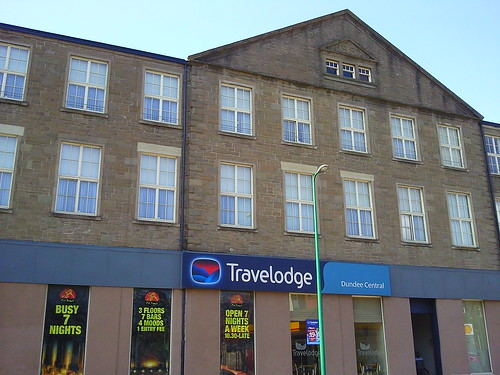 Review of Dundee Central Travelodge