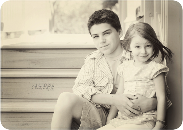 Kids in color BW2 capp rounded wm