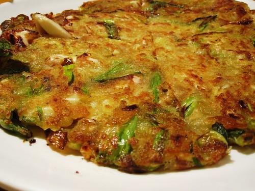 Seafood pajeon @ Arirang