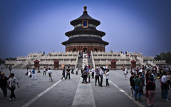 Temple of Heaven (Sarmu) Tags: china wallpaper building architecture highresolution widescreen beijing landmark icon unesco worldheritagesite 1600 highdefinition resolution 1200 hd  wallpapers  templeofheaven iconic tiantan 1920 2010 ws  1080 1050 720p 1080p 1680 720 2560 oldchina ancientchina sarmu chongwendistrict