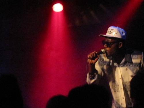 Theophilus London@Comet Club 1