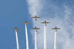 Geico Skytypers (ep_jhu) Tags: airplane aircraft airshow geico airforce usaf avin jsoh andrewsairforcebase aafb sooc alphabetgame jointserviceopenhouse skytypers