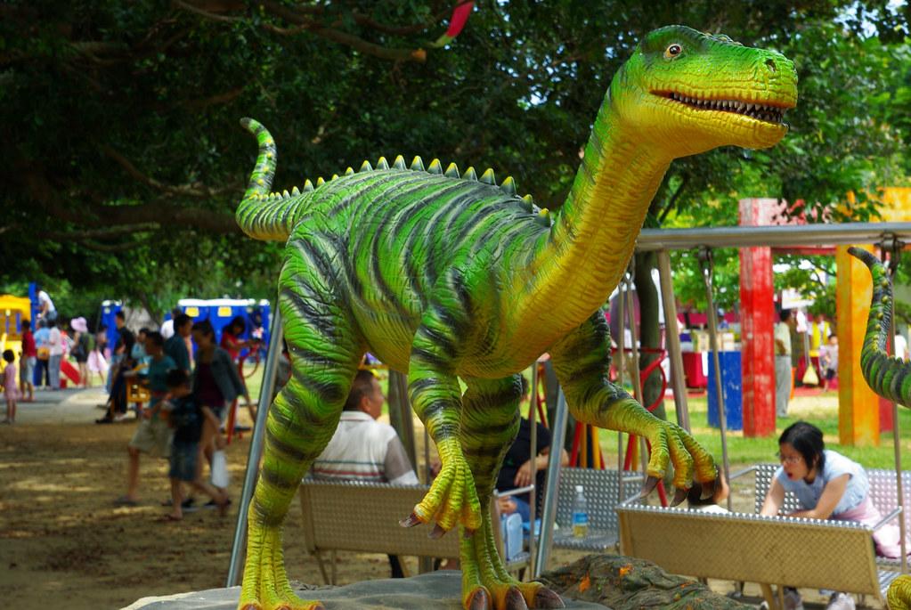 阿鴻縣長的恐龍親子教室