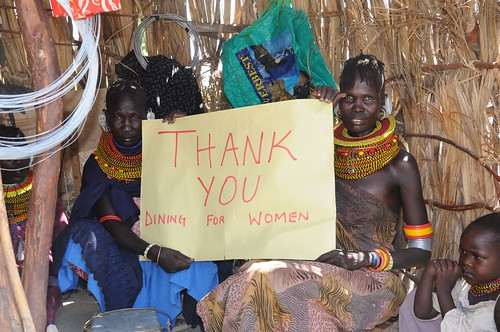 DFW: Women from Loiy, Lenya. of BOMA FUND PROGRAM