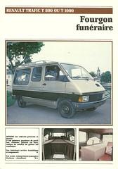1985 Renault Funeraire