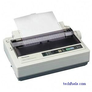 dot-matrix printer