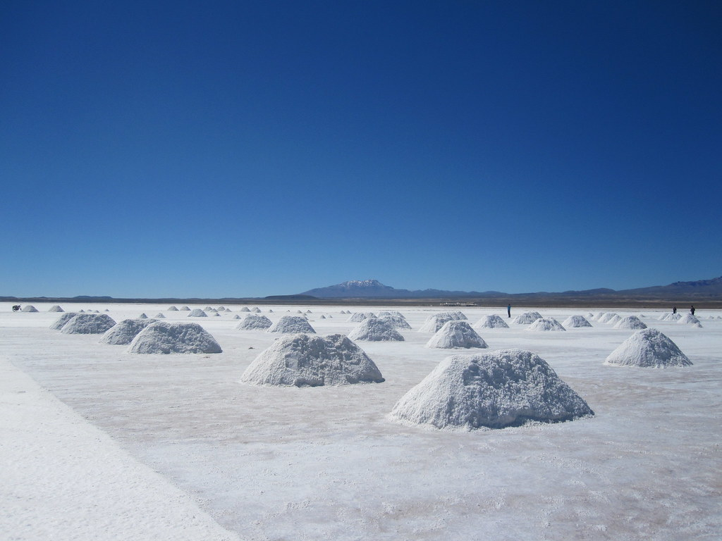 Salar de Uyuni Tour -The Salar, Isla de Pescado and Hotel de Sal