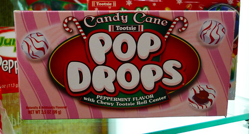 Candy Cane Pop Drops Tootsie