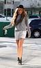 Cyrus Miley (Inspire Magazine) Tags: ca usa losangelescaliforniausa mileycyruscandidwhiteshortsstripedtophat