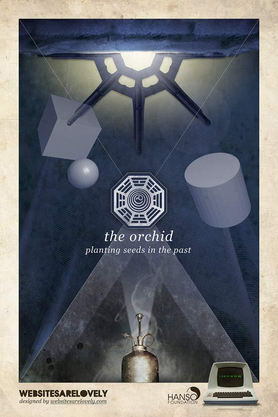 posters de Lost
