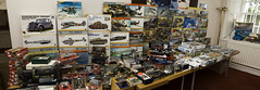 model shop panorama (Lisa Tiffany Photography) Tags: ireland dublin irish aircraft models soldiers guns armour ammunition tanks minitures imss collinsbarracks