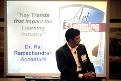 Key Trends that Impact the Learning Industry - Dr. Raj Ramachandran, Accenture