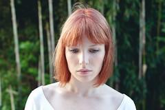 (bex finch) Tags: selfportrait redhead duckface