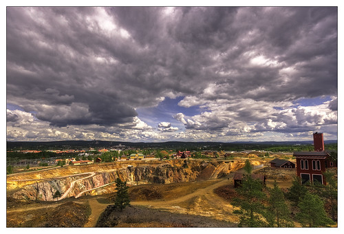 Old mining site HDR