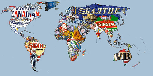 world-beer-map