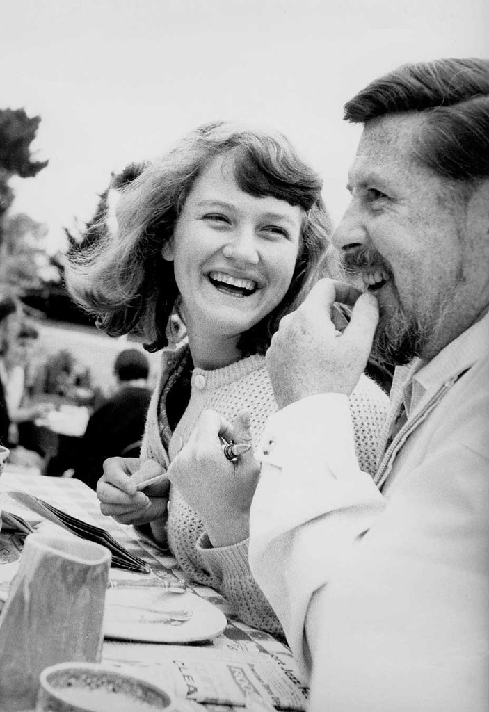 Peggy Seeger and Ewan MacColl