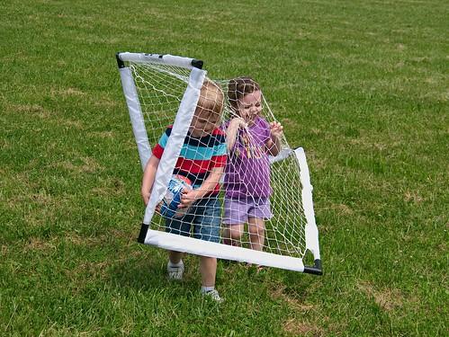 Goal fun