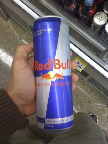 472ml red bull