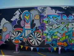 alternative wall 2 (ash966) Tags: streetart graffiti minneapolis twincities lynlake ericinkala